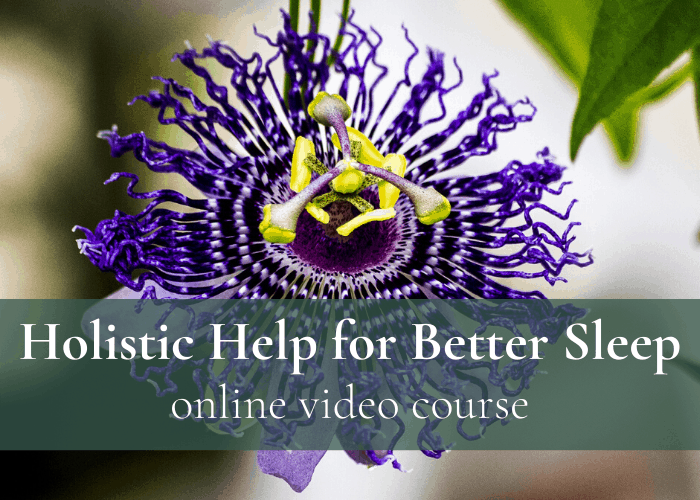 Holistic Help for Better Sleep image link